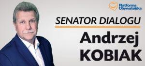Senator PR Andrzej Kobiak